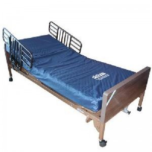 blue Medical Bed