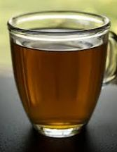 a cup of yerba tea