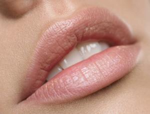 Enlargement of lip