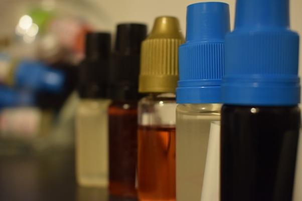 e-liquids small pack